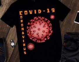 #63 for t-shirt designs for coronavirus by syedayanumair808