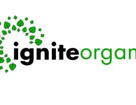 #109 для Ignite Organics logo design от GJenArt