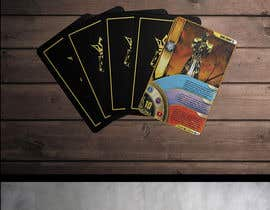 #37 untuk Trading Card Game Template Design. Possible Multiple Winners. oleh rafiulalam614