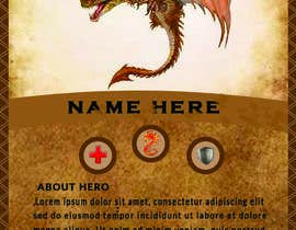 #26 for Trading Card Game Template Design. Possible Multiple Winners. af Bilal2720