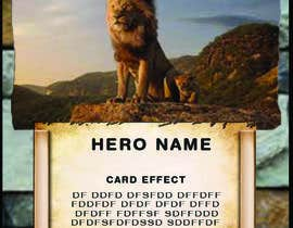 #39 untuk Trading Card Game Template Design. Possible Multiple Winners. oleh Bilal2720