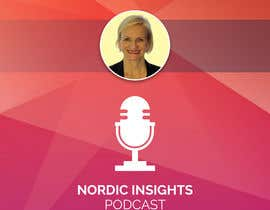 #41 для Design a podcast banner/logo for NordicInsights podcast от SKKawsarHossain