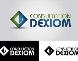 #241 para Logo Design for Consultation Dexiom inc. de dalboi