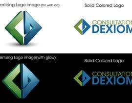 #320 para Logo Design for Consultation Dexiom inc. de dalboi