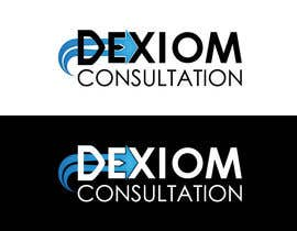 #243 untuk Logo Design for Consultation Dexiom inc. oleh YLoveDesign