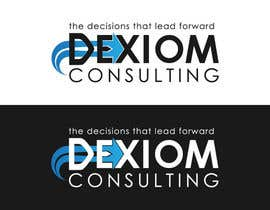 #171 untuk Logo Design for Consultation Dexiom inc. oleh YLoveDesign