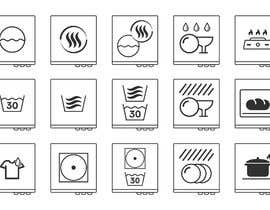 #12 for Design SVG Icons by uniqdesteam