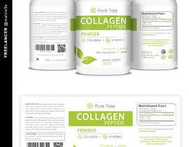#169 для Product label template design for a nutraceutical brand -2 от matrix3x