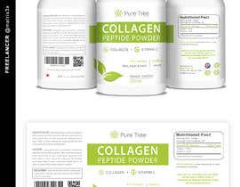 #170 для Product label template design for a nutraceutical brand -2 от matrix3x
