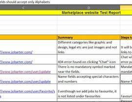 #21 for Testing Marketplace Website by banubalan