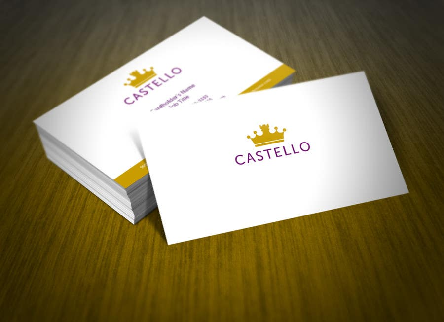 Contest Entry #158 for Logo Design for a Fashion Store - Castello (footwear, clothing)