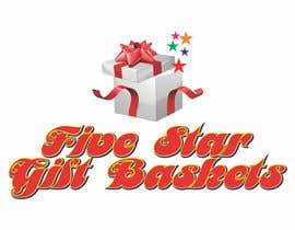 "nº 10 pour Design a Logo for ""Five Star Gift Baskets"" par moilyp"