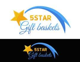 "nº 57 pour Design a Logo for ""Five Star Gift Baskets"" par cbarberiu"