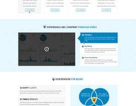 #28 , Design a Website Mockup for a security portal 来自 davidnalson