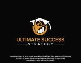 #125 pentru Logo and Product Images for Ultimate Success Strategy de către khshovon99