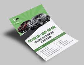 #92 для Need unfolded leaflet designed ` от mitunshekh789