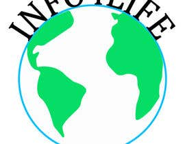 #46 para Logo para página difusora de información de impacto global y medio ambiente de re4ffr