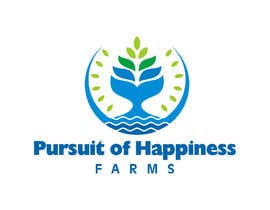 #220 for Logo and branding for Pursuit of Happiness Farms by reddmac