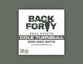 #24 for Real Estate Signs Needed by goranbunic