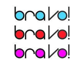 Nro 265 kilpailuun BraVo! Logo design käyttäjältä kenzigonsalves