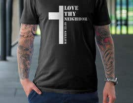 #201 pentru Create a Design for a Christian Tshirt de către soikot08