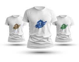 #83 pentru Create a Design for a Christian Tshirt de către leonorfczpires19