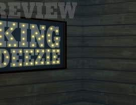 #27 для Needs to say king deezie somewhere on it and similar lighting as the example от kazigalib