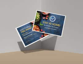 #100 for Direct mail (post card) design for home delivery service by sribala84