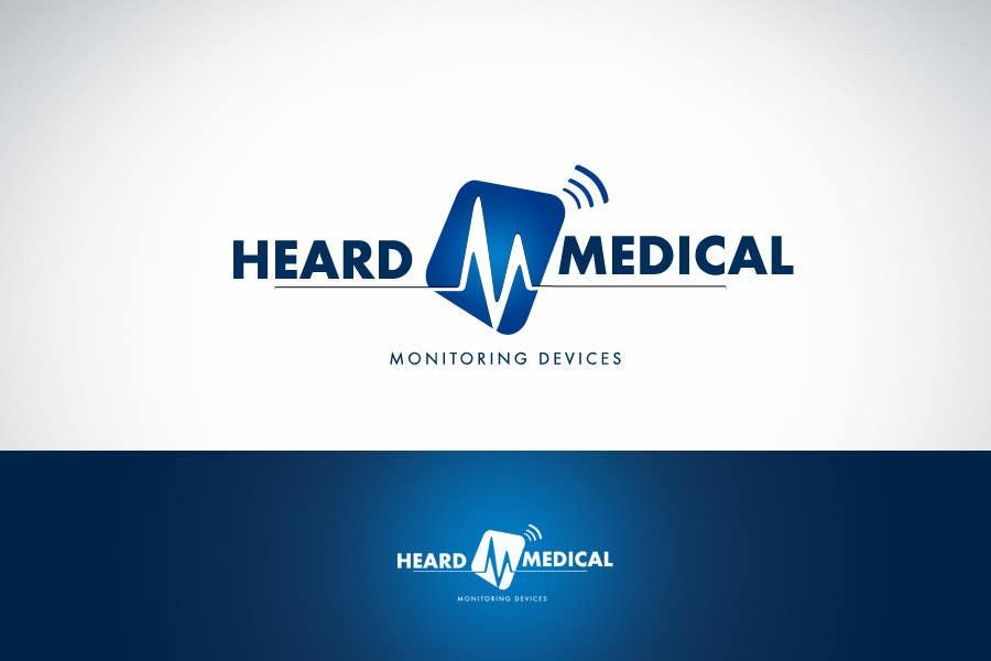 Konkurrenceindlæg #                                        54                                      for                                         Logo Design for Heard Medical