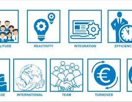 #8 untuk Design icons for our website oleh vinifpriya
