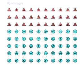 #20 untuk Design icons for our website oleh Taslijsr