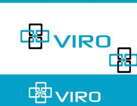#144 para Logo Design for VIRO application por Don67