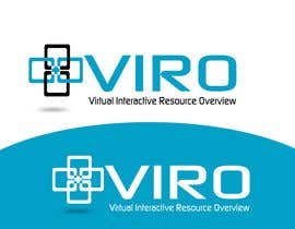 #146 for Logo Design for VIRO application by Don67