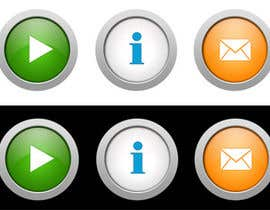 SheryVejdani tarafından Icon or Button Design for Mobile Application için no 16