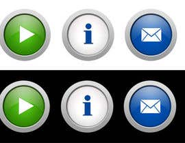#23 untuk Icon or Button Design for Mobile Application oleh SheryVejdani