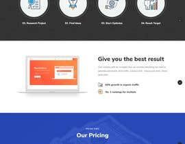 Nro 17 kilpailuun Redesign my website UI/UX käyttäjältä mdabusyed