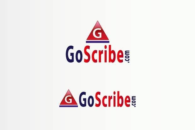 Inscrição nº 87 do Concurso para GoScribe Logo