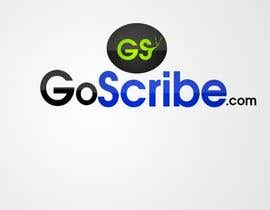#84 para GoScribe Logo por software1520