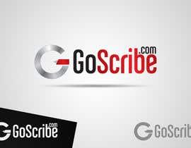 #25 cho GoScribe Logo bởi amauryguillen