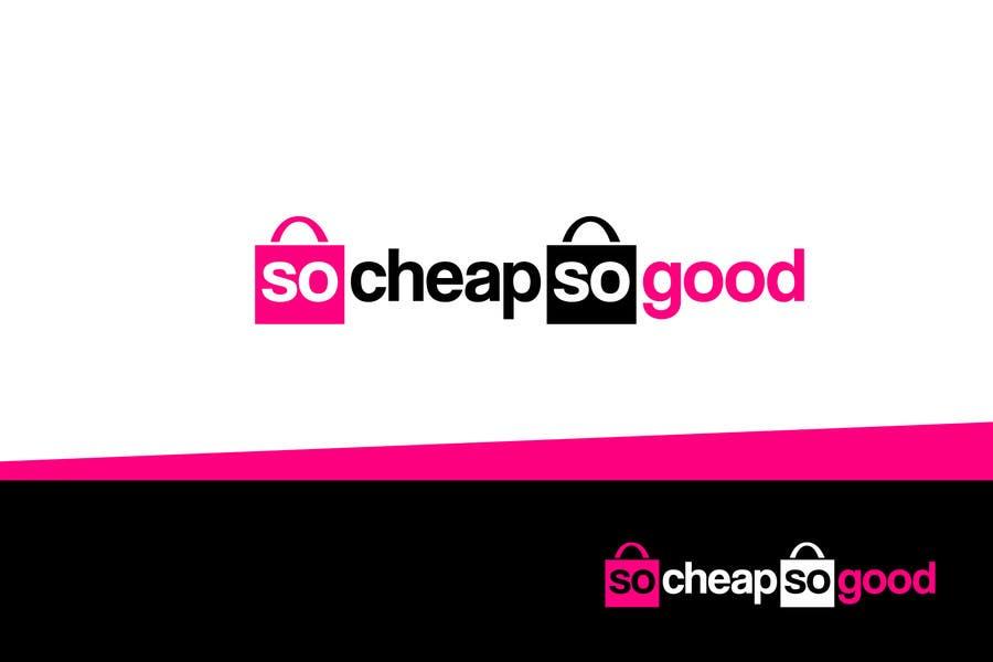 Contest Entry #                                        65                                      for                                         Logo Design for socheapsogood.com