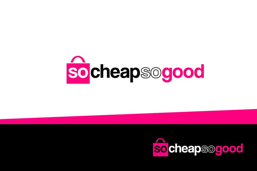 Contest Entry #                                        66                                      for                                         Logo Design for socheapsogood.com