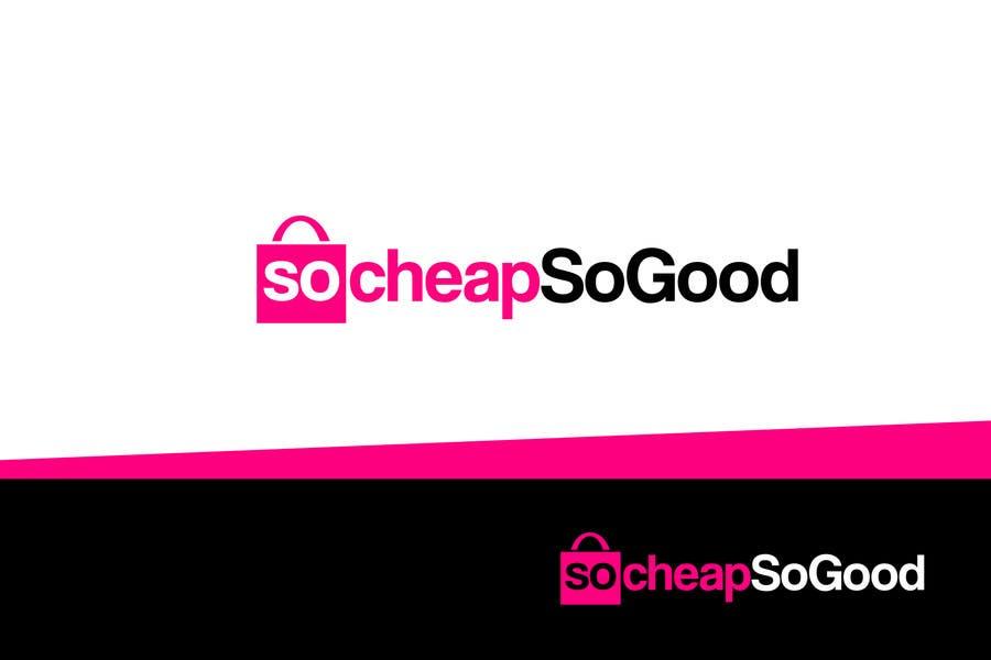Contest Entry #                                        71                                      for                                         Logo Design for socheapsogood.com