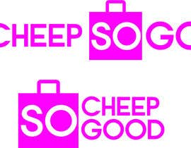 #83 for Logo Design for socheapsogood.com af nathansimpson