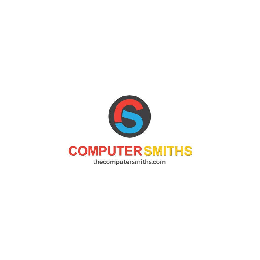 Penyertaan Peraduan #                                        113                                      untuk                                         I'm looking for a logo to be designed for a wordpress website called The Computer Smiths's .com