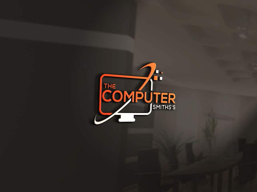 Penyertaan Peraduan #                                        51                                      untuk                                         I'm looking for a logo to be designed for a wordpress website called The Computer Smiths's .com