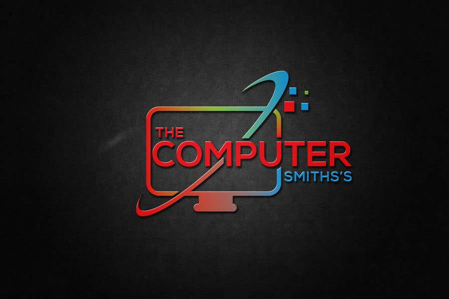 Penyertaan Peraduan #                                        85                                      untuk                                         I'm looking for a logo to be designed for a wordpress website called The Computer Smiths's .com
