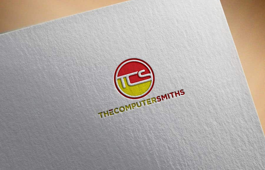 Penyertaan Peraduan #                                        89                                      untuk                                         I'm looking for a logo to be designed for a wordpress website called The Computer Smiths's .com