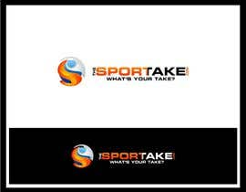 #74 untuk Logo Design for TheSportsTake.com GUARANTEED PAYOUT oleh OneTeN110