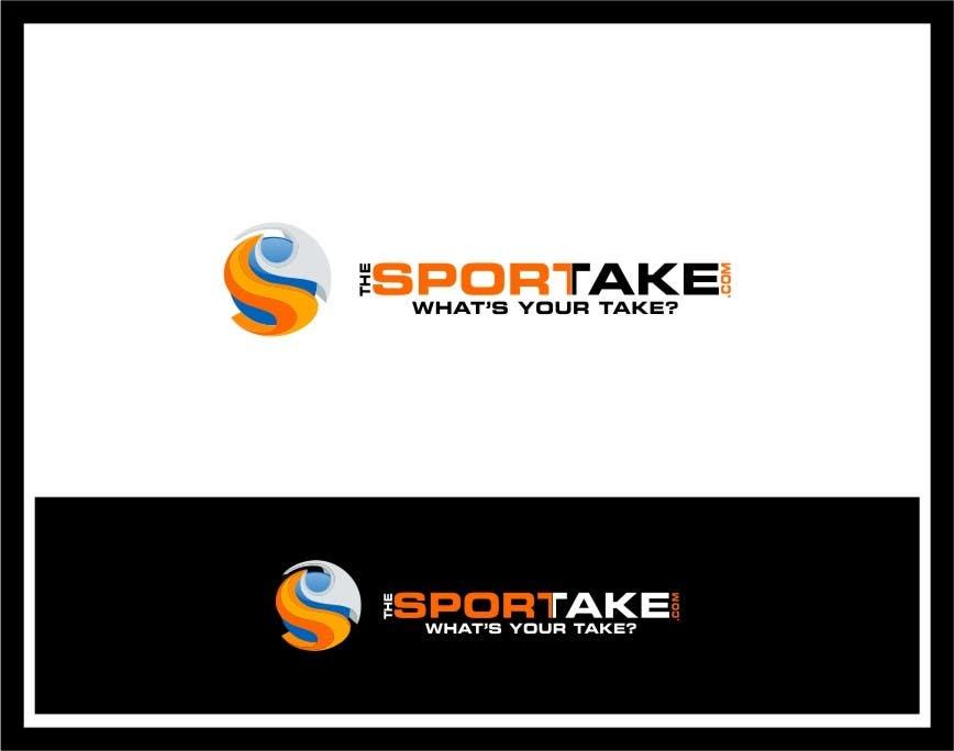 Inscrição nº 75 do Concurso para Logo Design for TheSportsTake.com GUARANTEED PAYOUT