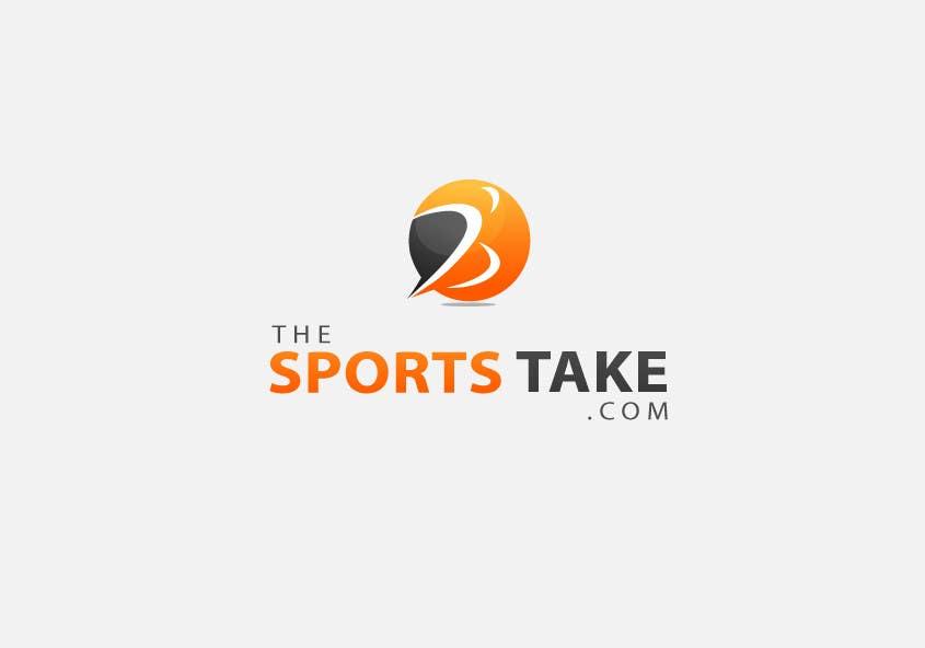 Inscrição nº                                         26                                      do Concurso para                                         Logo Design for TheSportsTake.com GUARANTEED PAYOUT